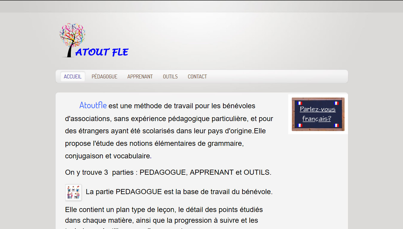 Site Internet FLE